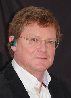 Dr Jaap Haartsen, Koolbridge Solar Technology Advisor