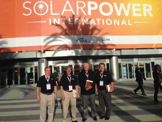 Koolbridge Solar, Inc. - Solar Power International Trade Show Las Vegas September 2015