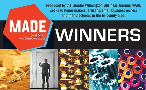 Greater Wilmington Business Journal |MADE Winner 2016